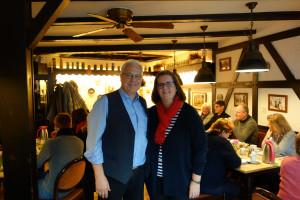 Bürgerfrühstück mit Staatssekretärin Kerstin Griese